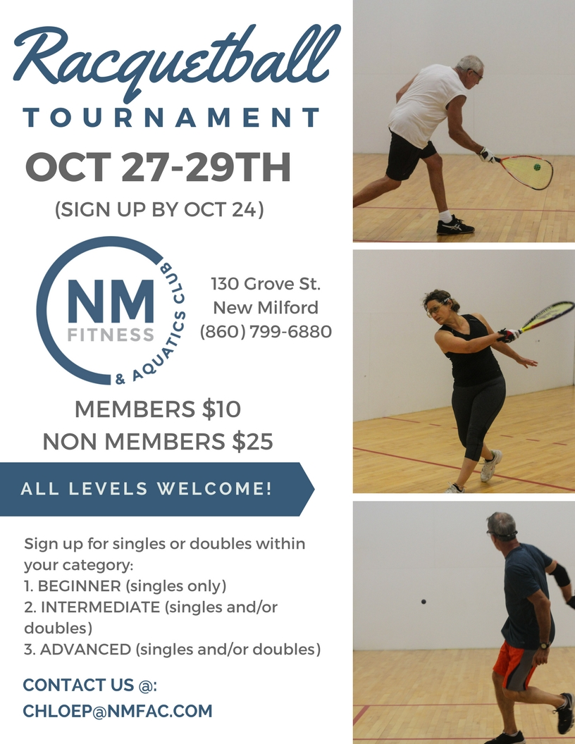 Racquetball tournament (3)