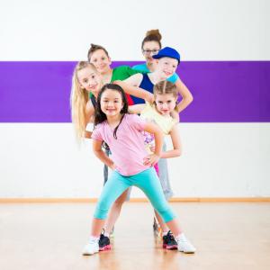 Kids dance create