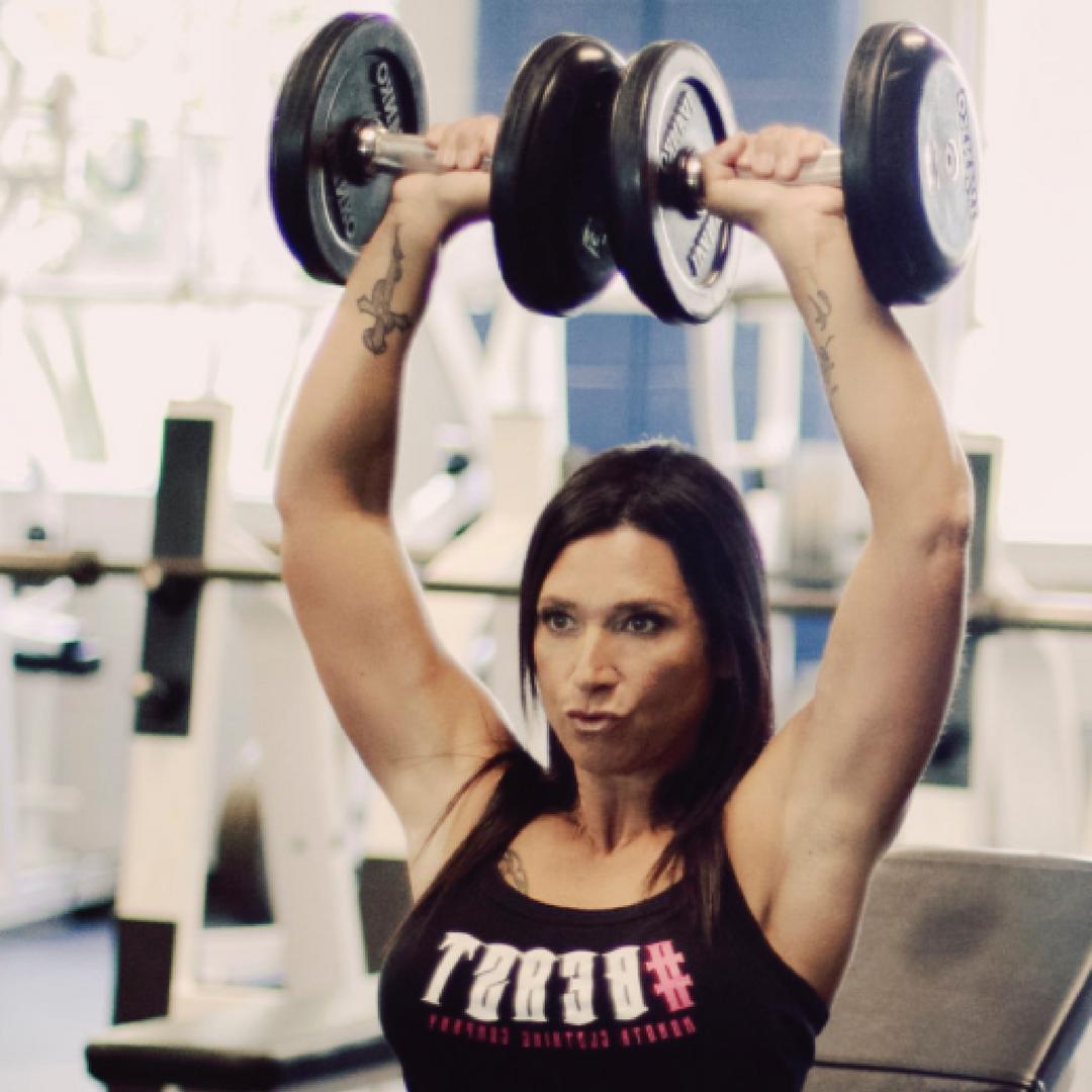 Personal Trainer Elena Picarelli - Body Transformation Challenge