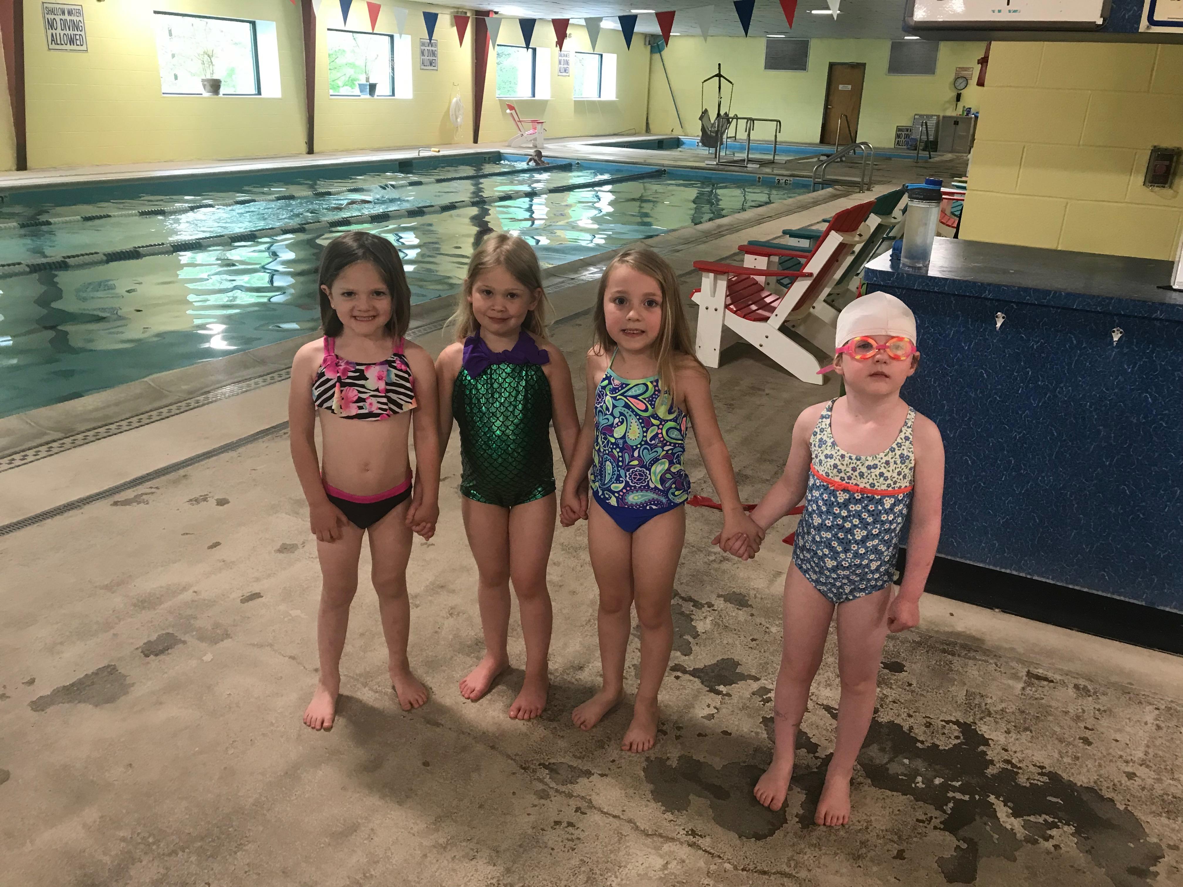 Bday pool 2