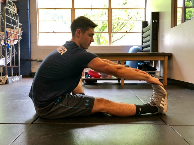Incorporating static stretching into your end-of workout routine releases tension on your muscles, aiding in recovery.