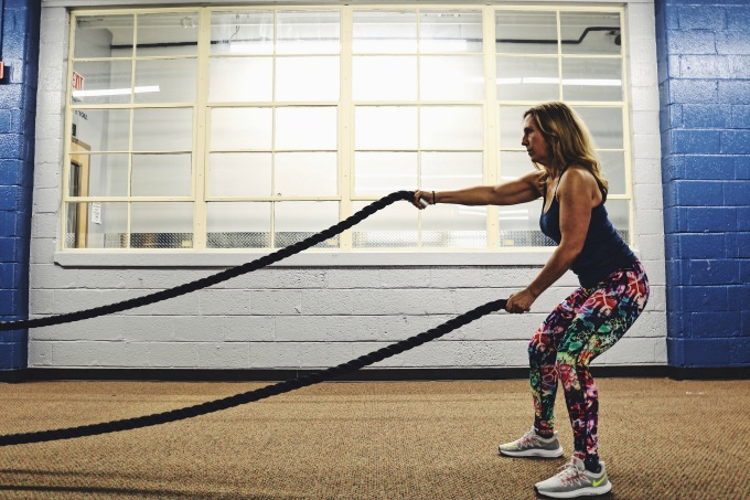 After Pictures - Body Transformation Challenge with Personal Trainer Elena Picarelli