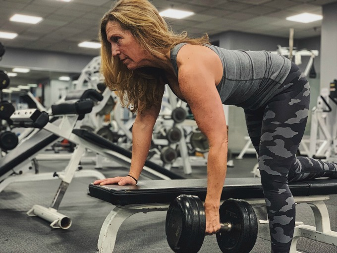 Dana After Photos - Body Transformation Challenge with Personal Trainer Elena Picarelli