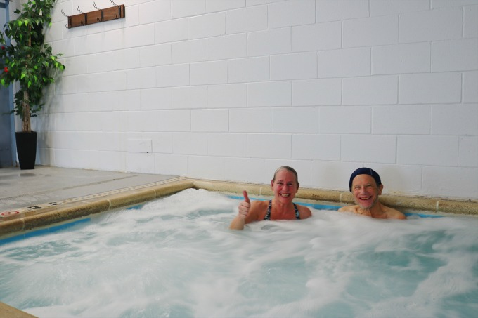 Jacuzzi, New Milford Fitness & Aquatics Club