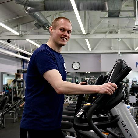 Personal Trainer Justin Sharp
