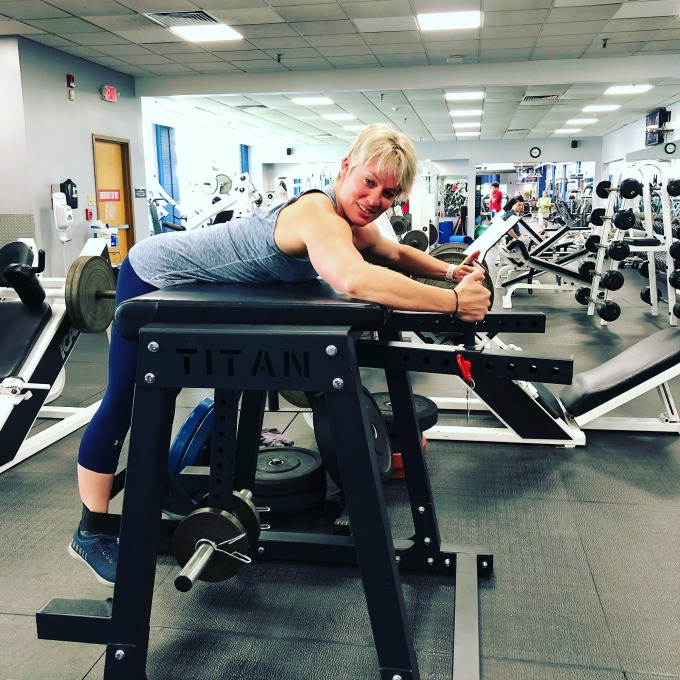 The Reverse Hyperextension machine is a unique piece of exercise equipment in that it directly targets the small muscles, tendons and ligaments in the lower back, and the glute complex as well as the hamstrings. Weakness in the above areas is very common with the abundance of desk jobs and computer work.