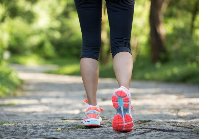Don't forget to take rest days! If you are sore, you don't have to take the day off but change up your activity. Walking or swimming are great for rest days.